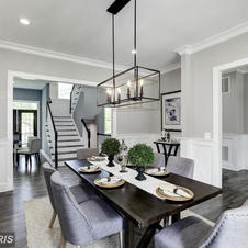 Transitional Large Dining