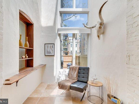 """WHAT DO YOU DO WHEN A HOME IS AN 'ARCHITECTUAL ADVENTURE""""?"""