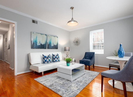 How COVID-19 Will Change Staging and Real Estate