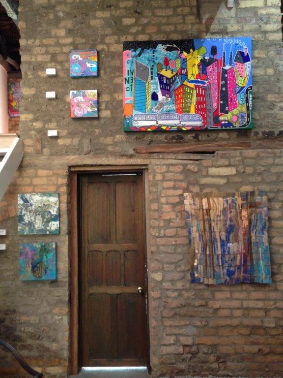 Inauguracion Galeria Fundacion Jeymar, Sep 26, 2015 081