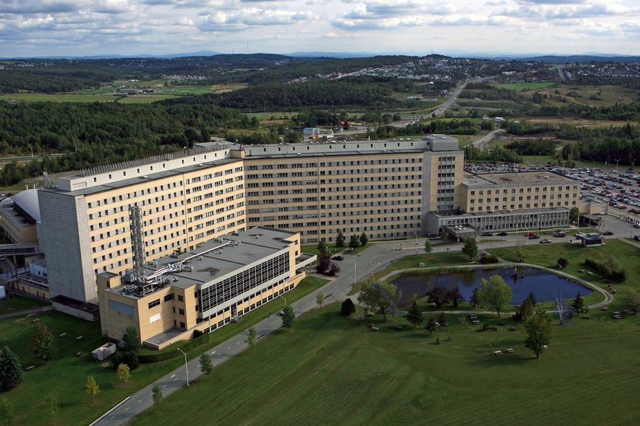 CHUS - Fleurimont - Réaménagement et agrandissement du centre d'électrophysiologie