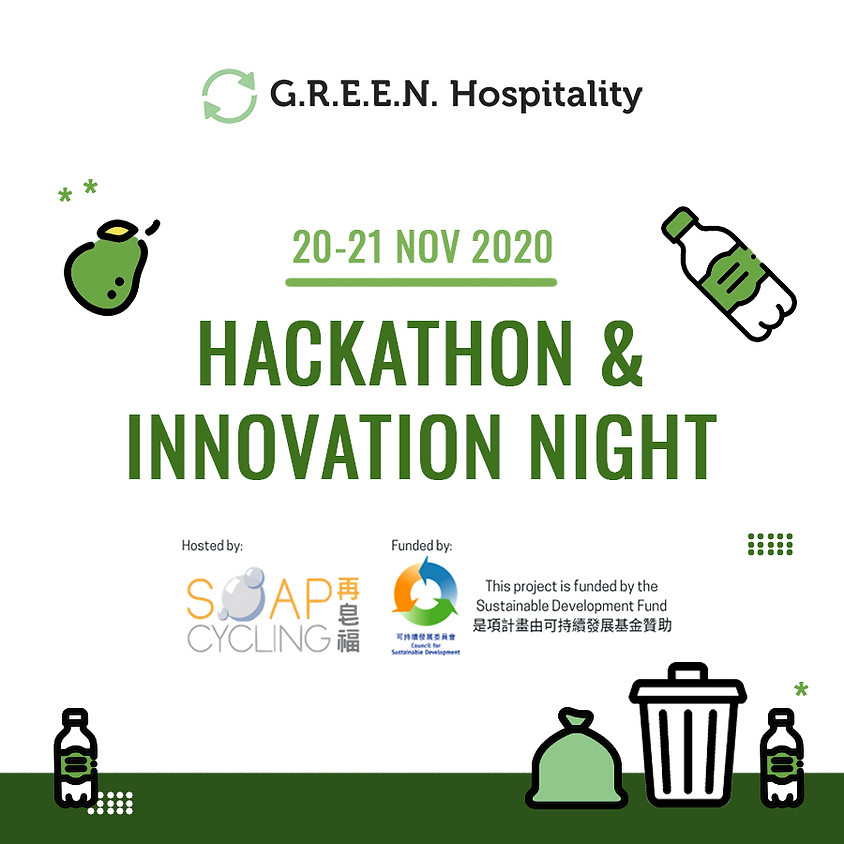 G.R.E.E.N. Hospitality Hackathon