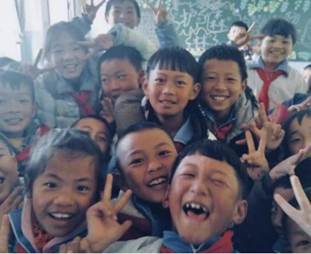 衛你皂福 : 記錄我們的第一次支教行