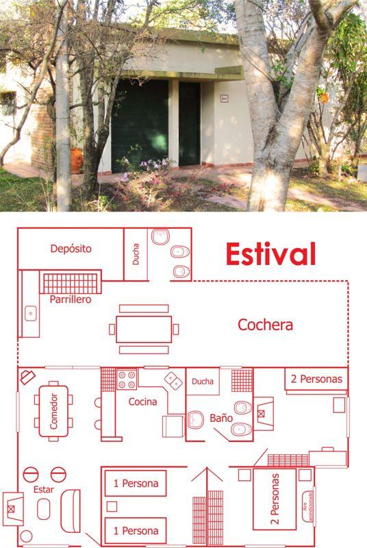 Plano Casa Estival