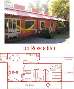 Plano La Rosadita