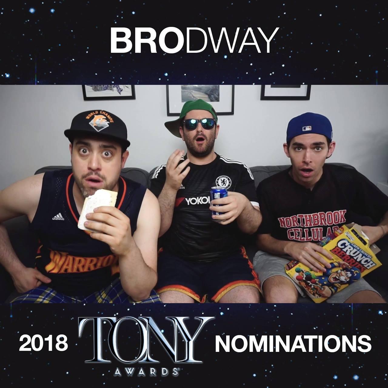 BROdway: 2018 Tony Award Nominations