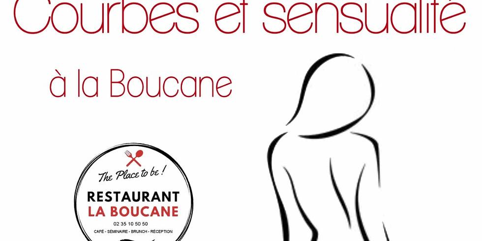Courbes et sensualité à la Boucane avec Michel Vaudry