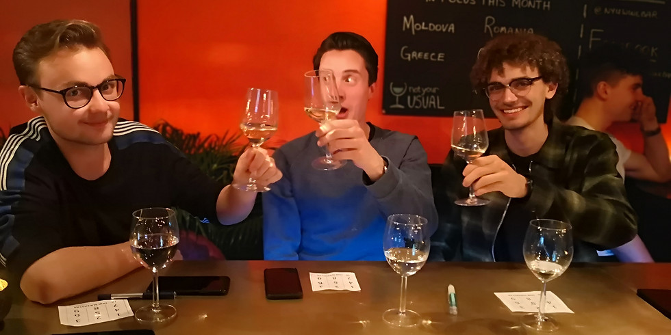not your USUAL speed tasting