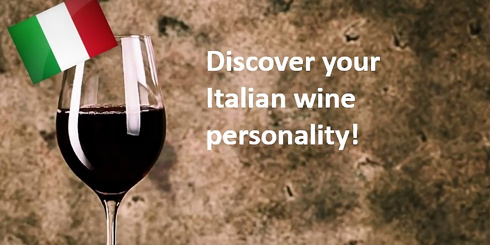 Discover your Italian wine personality