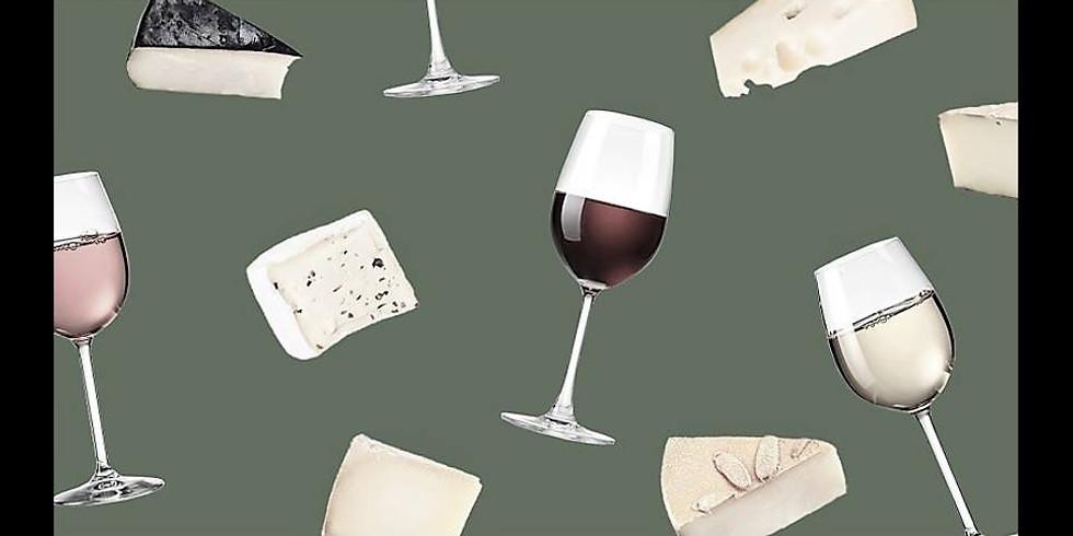 Matching Wine and Cheese