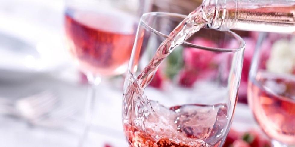 We love RO'SE - wine tasting for beginniers