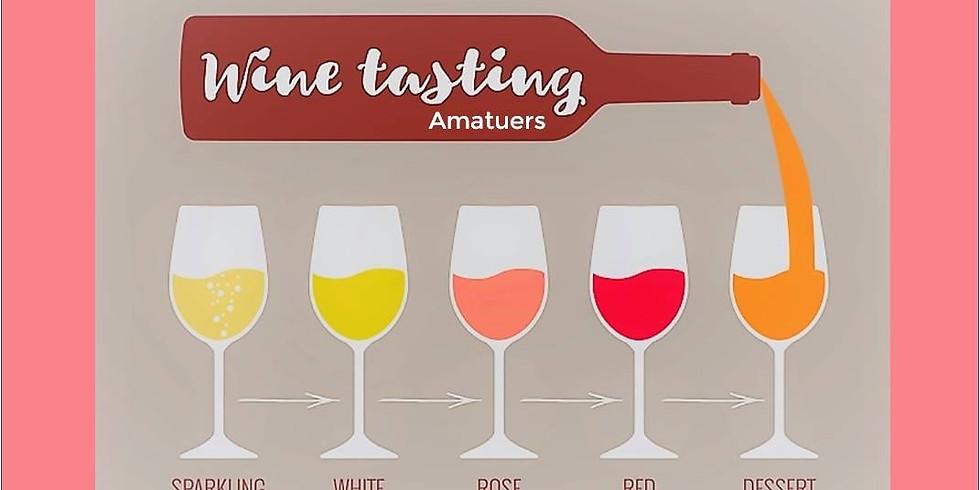 Wine Tastings for Amateurs