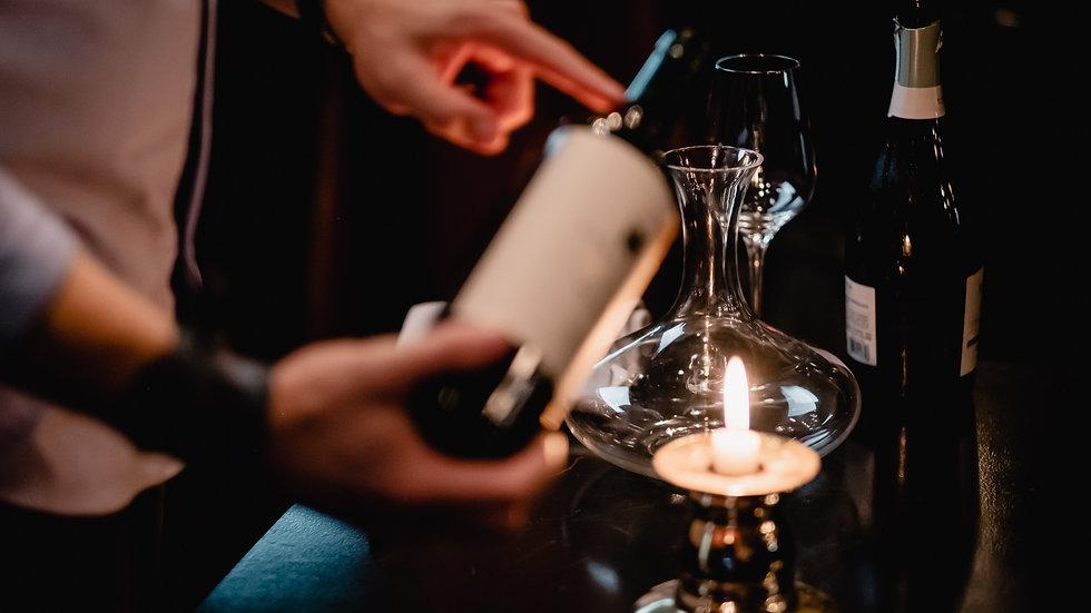 Wine Class Bond Value 2999 kr
