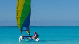 Bahamas sail