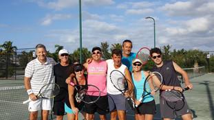 Danilo with Tennis Group CMCI