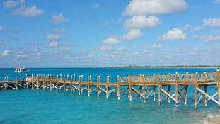 Dock in Club Med Bahamas