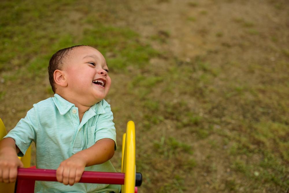 joy on the playground