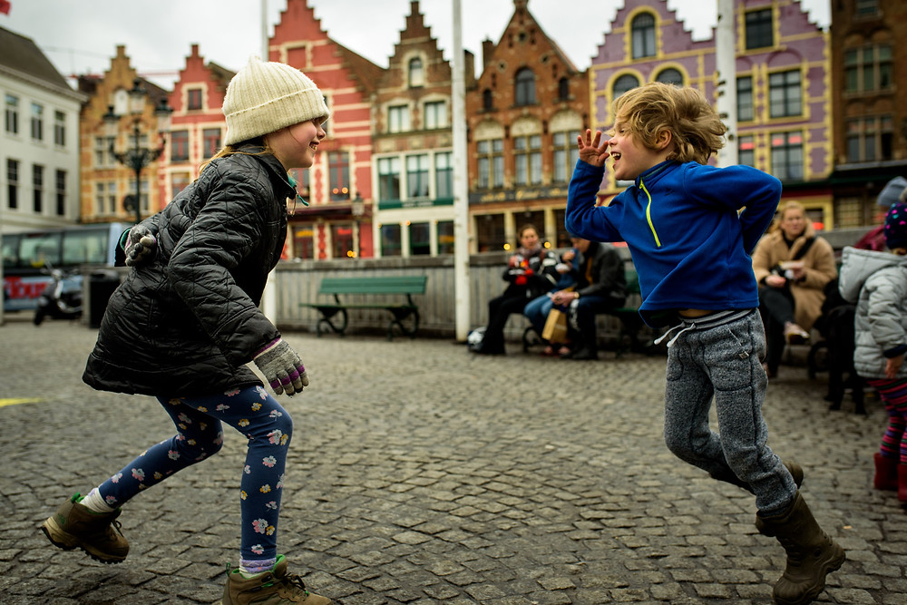 playing in bruges