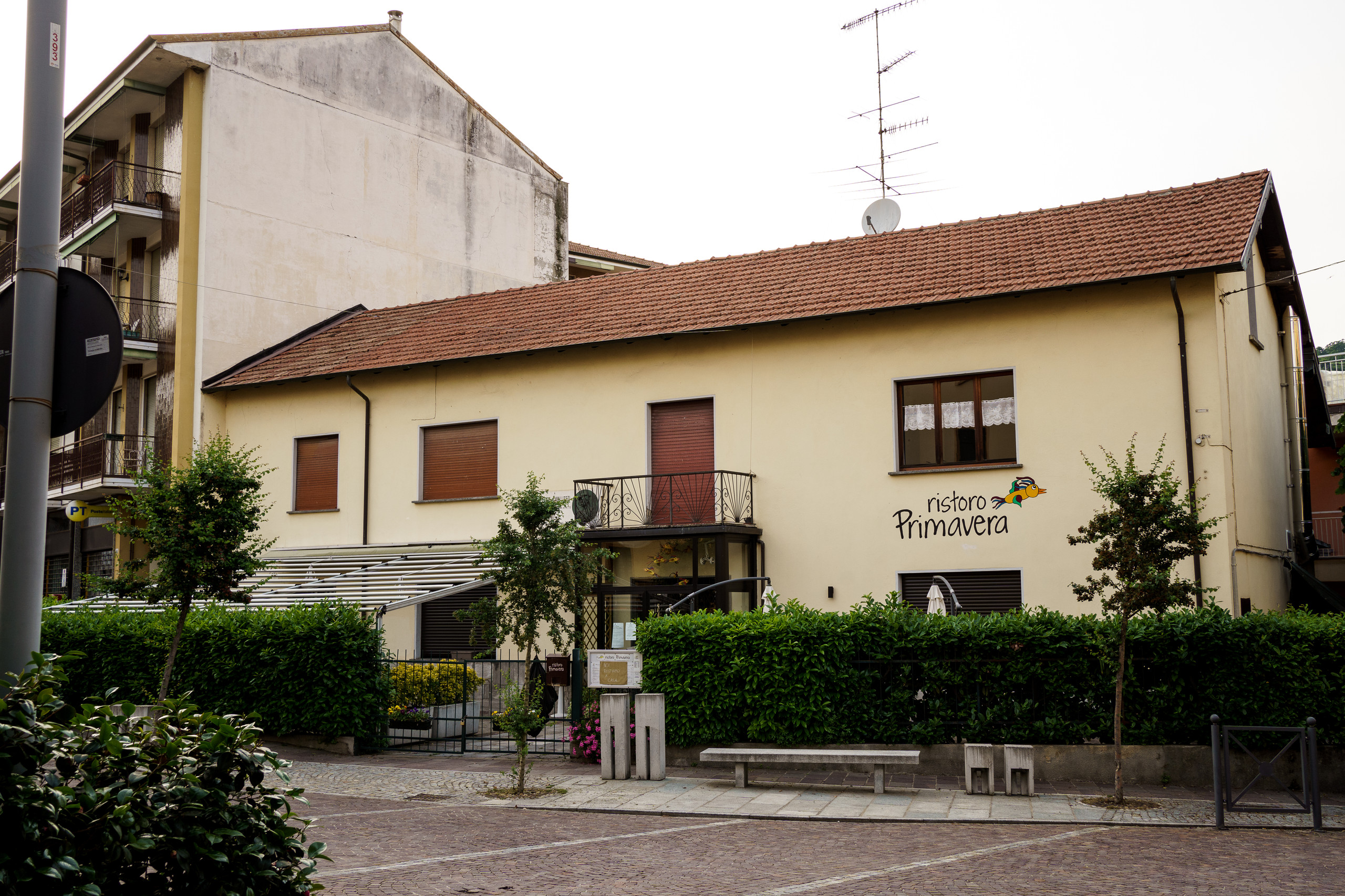 Il Ristoro from outside