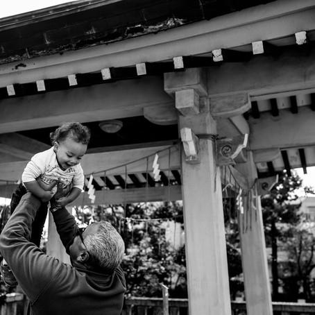 The Whites: Mima and Pipa Visit Japan