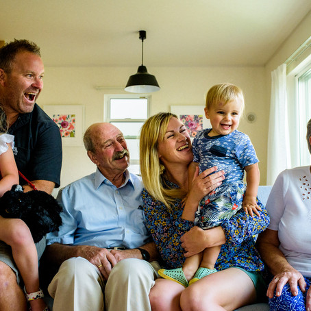 An Evening With the Cornish Family