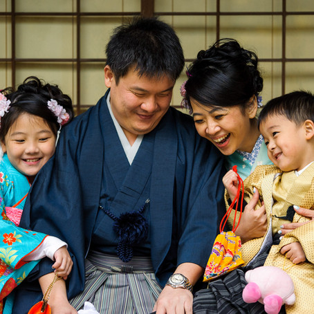 Permana Family Visits Nagoya in Style