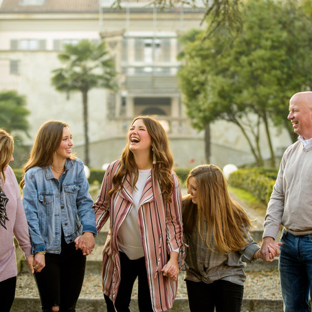 McWilliams Family Visits Italy