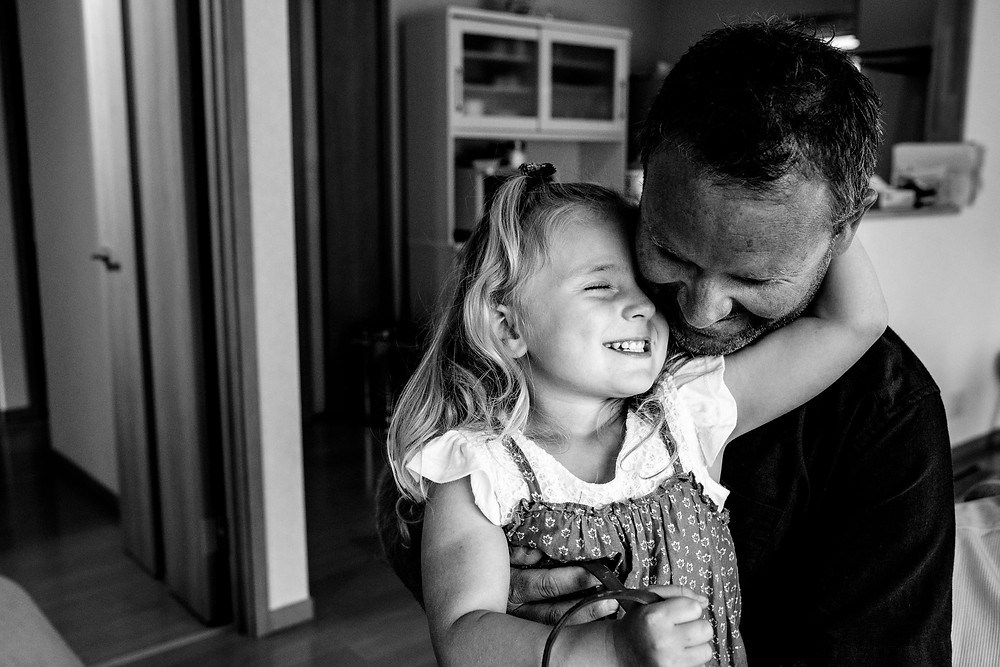 Willa and her dad