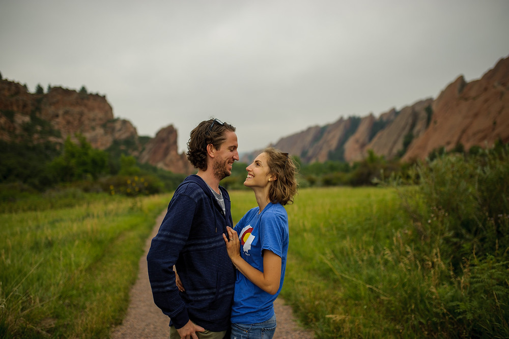 Me and Brad in Colorado