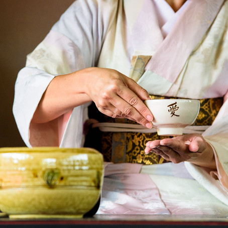 Ajisai Tea Ceremony