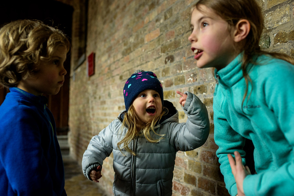 kids arguing