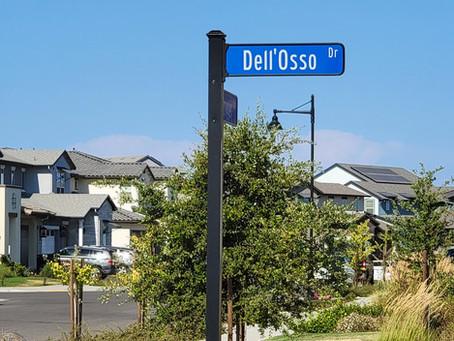 Dell'Osso Drive: A History