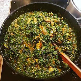 Edikaikong soup #yummy #tasty #delicious