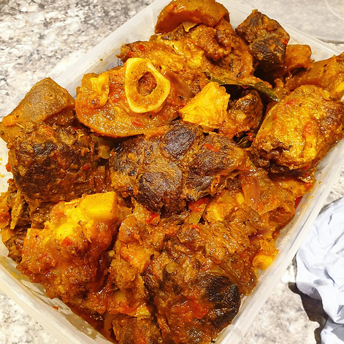 Stewed Assorted Meat