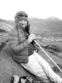 Peter Magowan, the owner and driver at Blacksheep Tours n Northern Ireland, based in Newcastle County Down