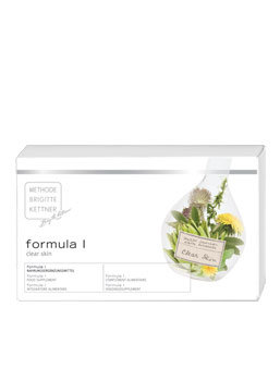 FORMULA I - CLEAR SKIN (BOX MIT 60 KAPSELN)