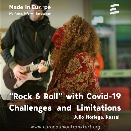 """""""Rock & Roll"""" with Covid-19 Challenges and Limitations"""