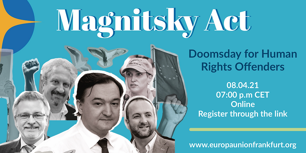 Magnitsky Act - Doomsday for Human Rights Offenders?
