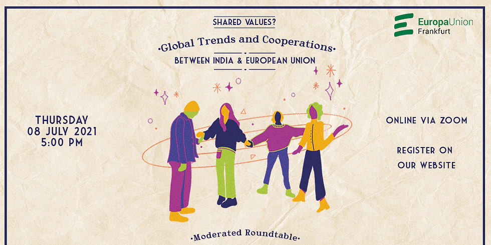 Shared Values? Global Trends and Cooperation Between India and European Union