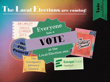 Local Elections Frankfurt 2021