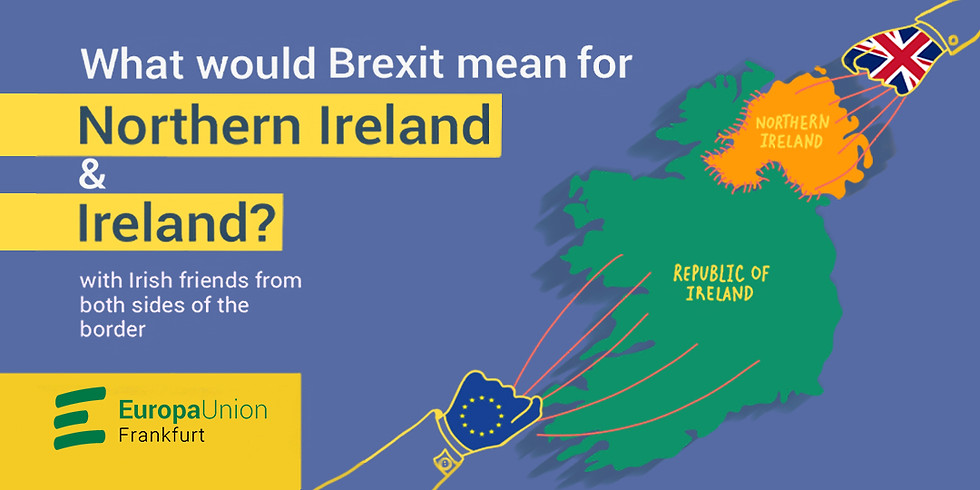 What would a no-deal-Brexit mean for Northern Ireland & Ireland?
