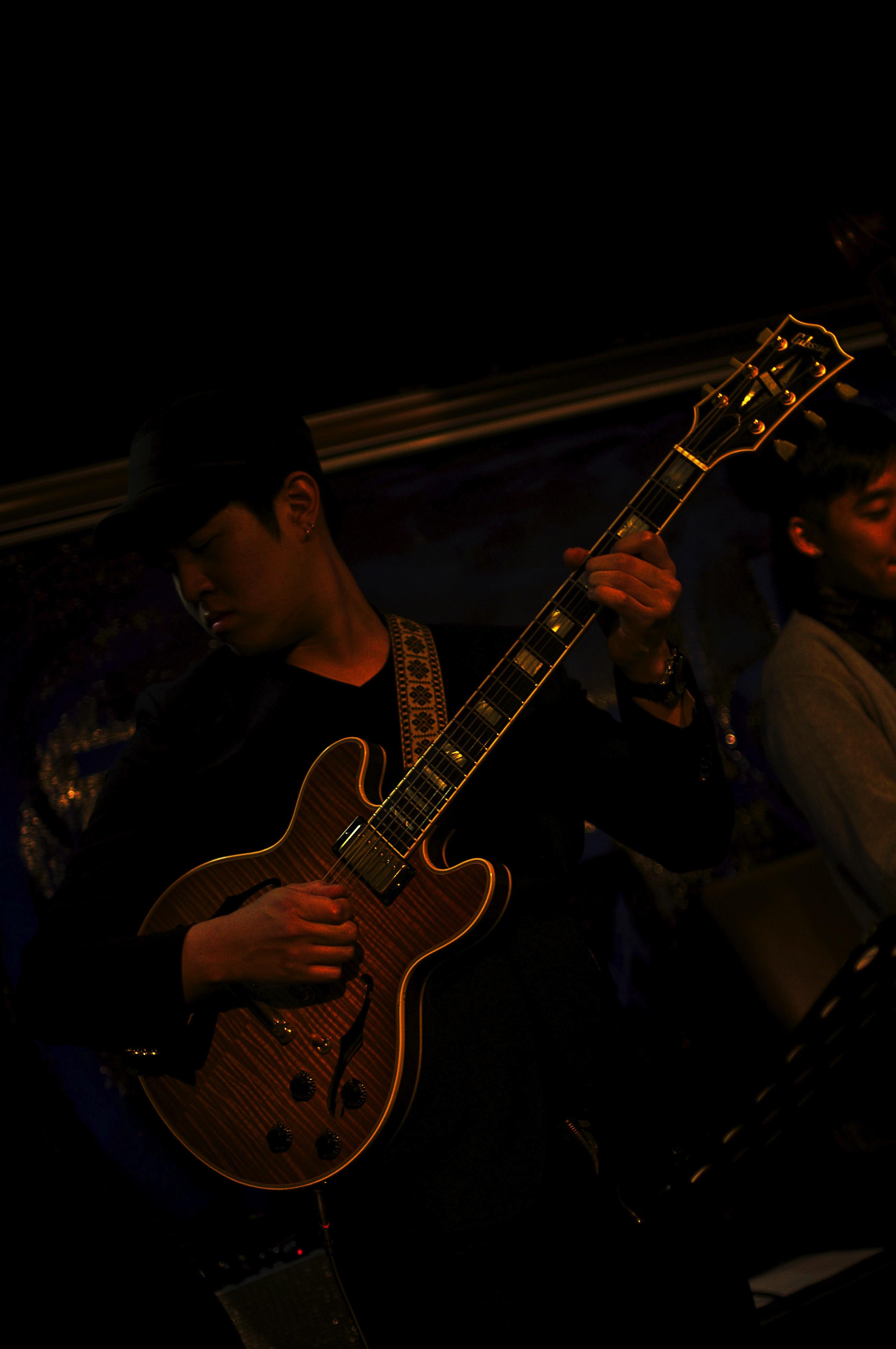 Josh K Quartet at Jazzda 2013