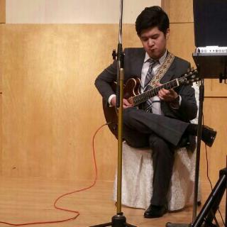 Solo gig in Korea 2013