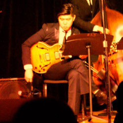 Blues Ensemble at NS 2014