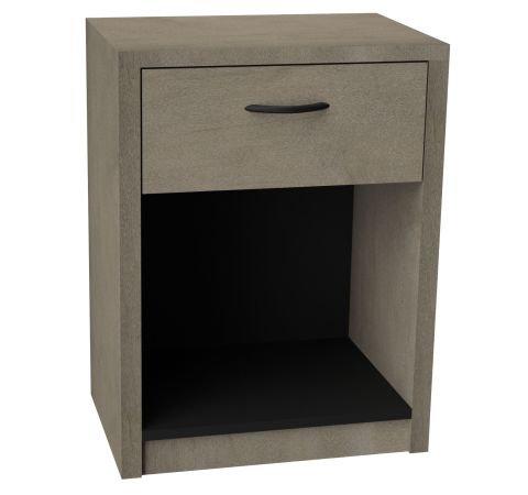 One Drawer Bedside Cabinet