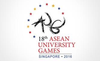 18th ASEAN University Games Singapore 20