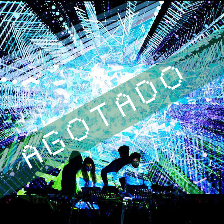 AGOTADO // 10.04 _LIVINGS PROTOCOLARES_ Automartin 3D en conciertos audiovisuales en vivo con anteojos 3D activos