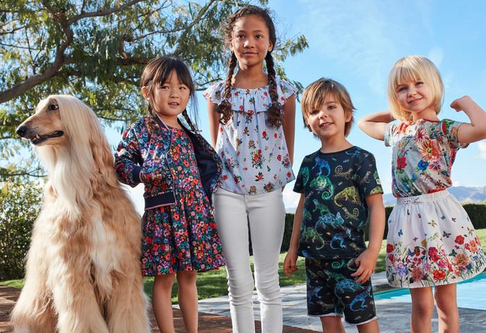 H&M与艺术家Nathalie Lete合作打造童装系列