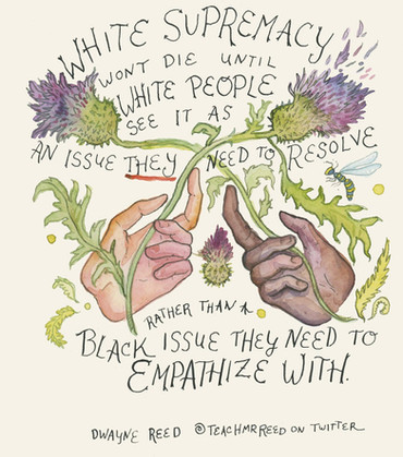White Supremacy is a White Issue