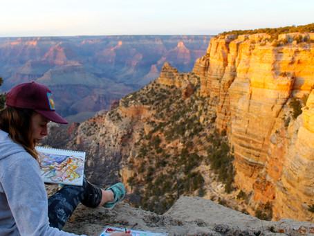 Capturing Grand Canyon